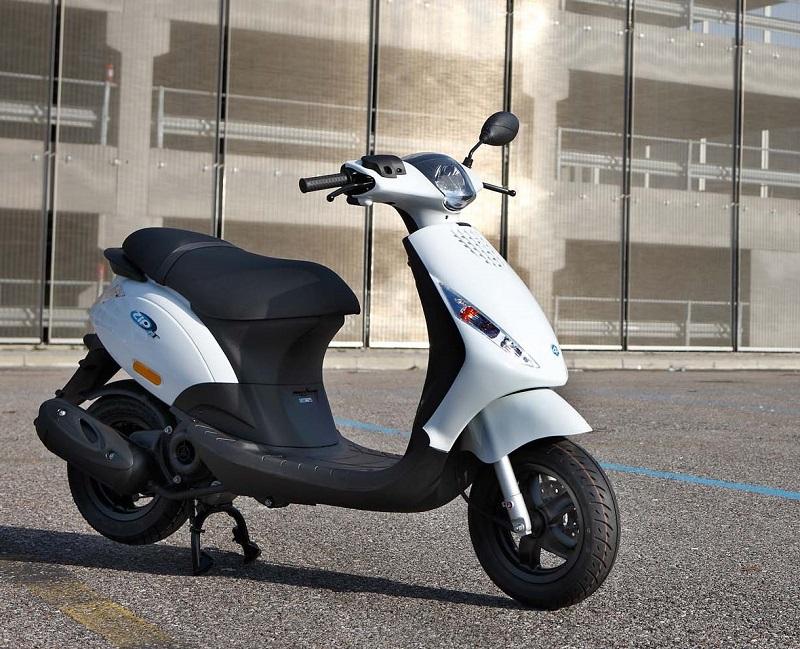 New Piaggio Zip 50