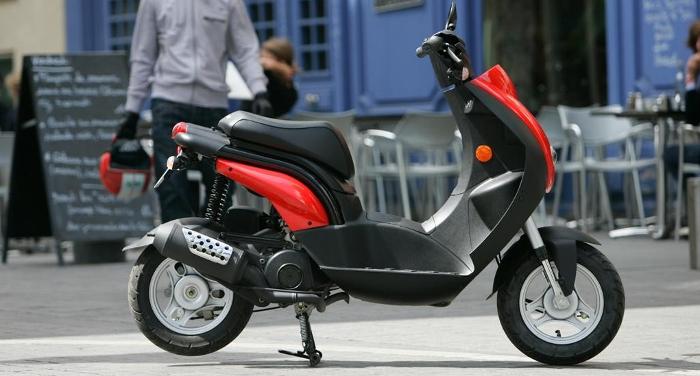Peugeot Ludix One