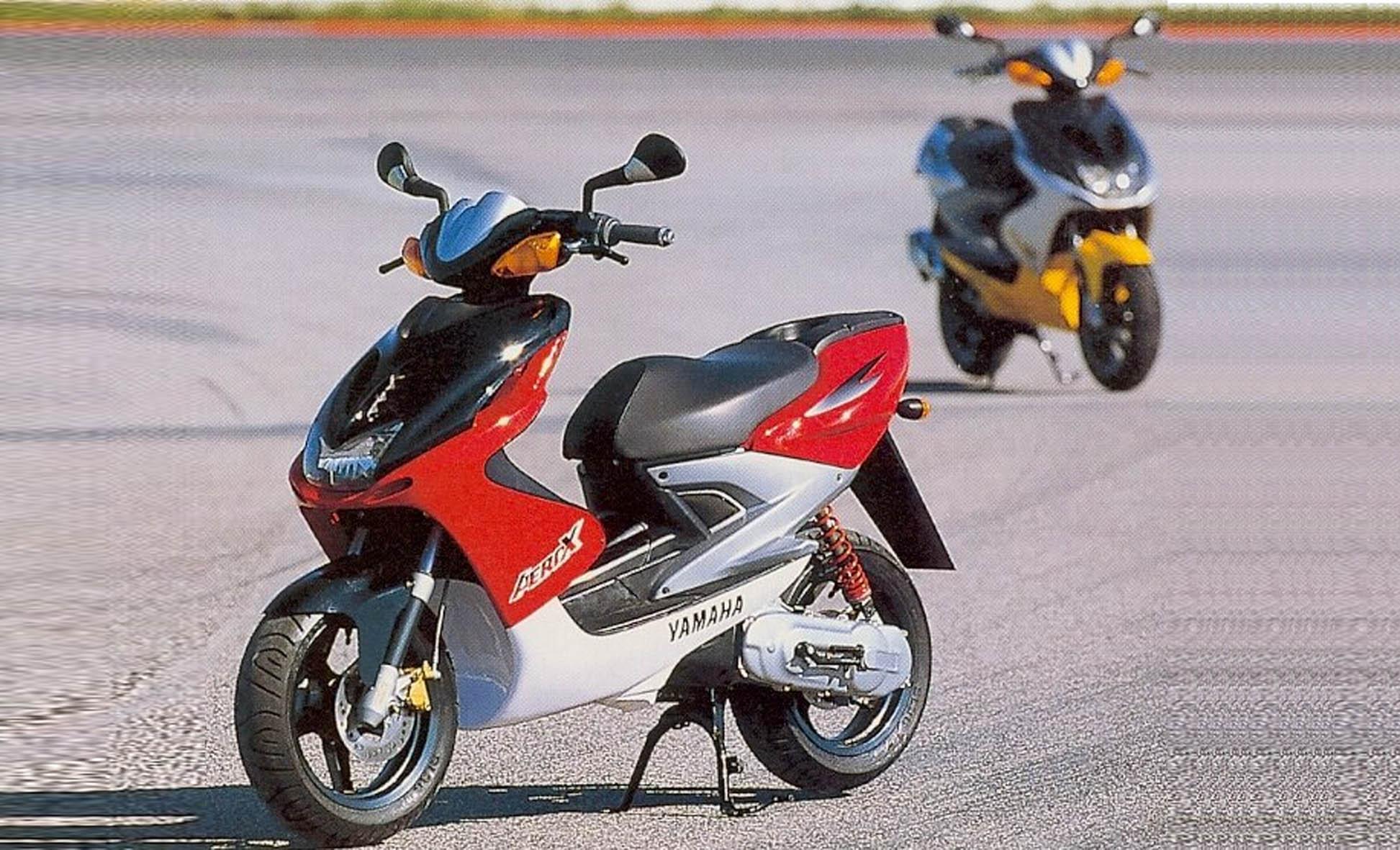 Aerox de 1997