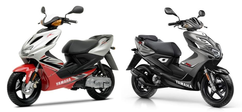 yamaha aerox 50 tous les mod les de 1997 2012 actualit s scooter par scooter mag. Black Bedroom Furniture Sets. Home Design Ideas